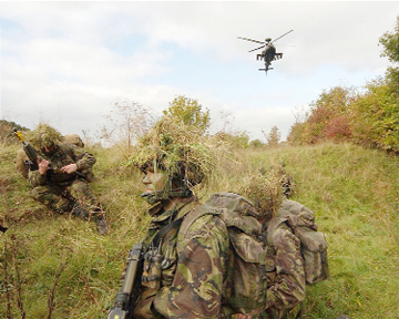 Soldiers For Coming British Jungle News Stabroek – Exercise Training