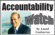 Accountability Watch