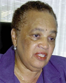 Barbara Gloudon (Jamaica Gleaner photo)