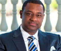 """Jeffrey Webb: """"...whoever the next president of FIFA becomes, for any support to come from CONCACAF, that must be one of the overarching objectives..."""""""