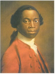 Olaudah Equiano, the best known of the Black British abolotionists who campaigned up and down the country
