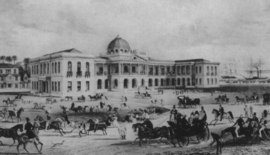 The Public Buildings – the seat of government in the 19th century