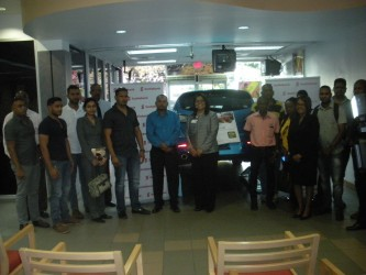 Some of the auto dealers with Scotiabank representatives