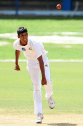 Left-arm spinner Gudakesh Motie claimed a six-wicket haul to steer Jaguars to victory. (file photo)