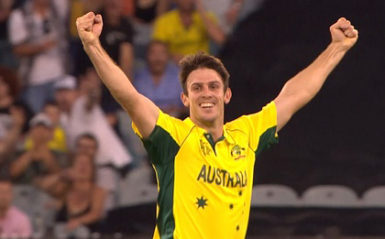 All-rounder Mitchell Marsh in doubt for Tri-Nations Series due to injury.