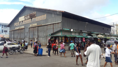 The former Guyana Stores Limited bond