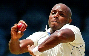 Fast bowler Tino Best.