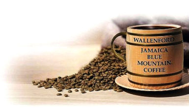 Prized Wallenford coffee beans
