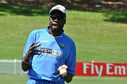Legendary former West Indies fast bowler, Sir Curtly Ambrose.