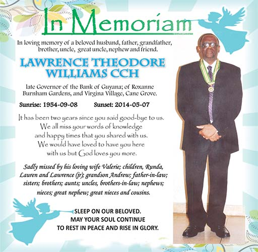 Lawrence Williams CCH