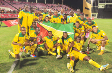 Guyana's Golden Jaguars football team is expected to win against Curacao tonight in their CFU second round clash.