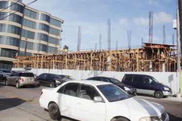 High rise construction requires greater mindfulness of workers' safety