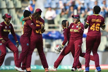 West Indies Women … can dominate for a long time.