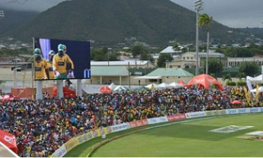 Warner Park venue … to host the CPL playoffs again.