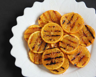 Grilled Oranges Photo by Cynthia Nelson