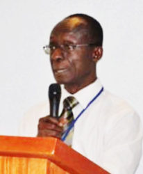 Dr. William Adu-Krow