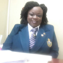 Assistant Comptroller of Customs (Wharves and Airport) Simone Beckles