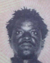 Clement Skeete in younger days