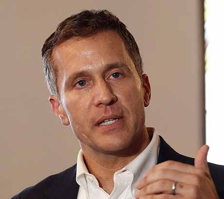 Eric Greitens, Missouri governor, wont be charged for
