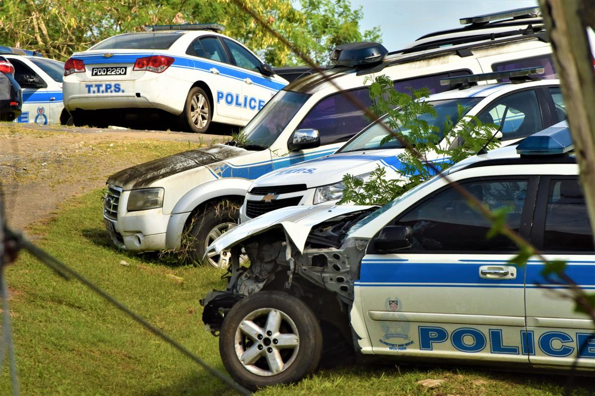 Trinidad: Over 500 Police Vehicles Wrecked In 3 Years