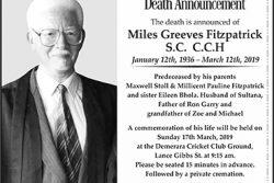 Miles Greeves Fitzpatrick