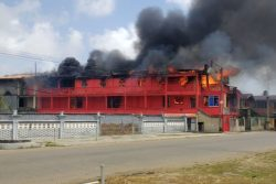 Countryside Cinema Nearby House Gutted In Coyne Fire