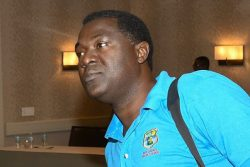 Sacked CWI chief selector, Courtney Browne.