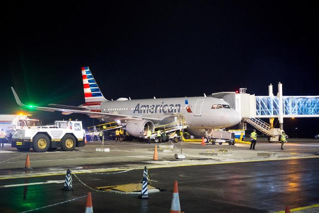 American Airlines for daily non-stop NY flights to Guyana from December |  Guyanese Online