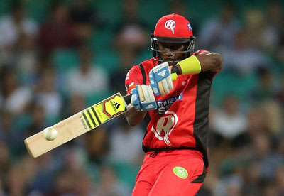 Dwayne Bravo made just five runs from four balls in a losing effort