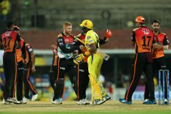 The Chennai Super Kings returned to the top of the VIVO IPL 2019 standings after they defeated Sunrisers Hyderabad by six wickets.