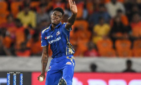 Windies paceman claims IPL best 6-12 on debut