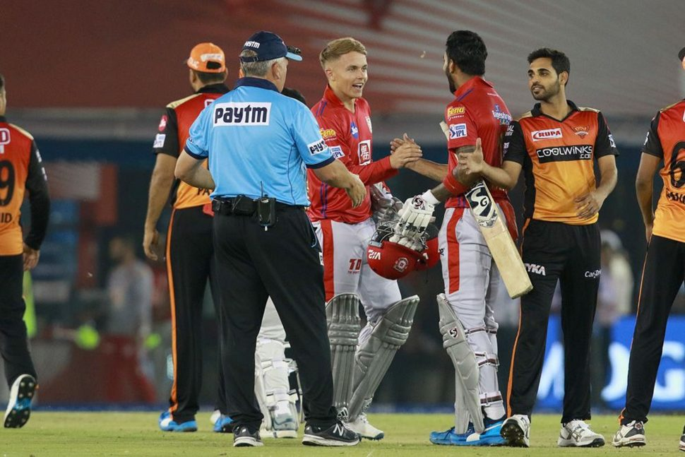 Gayle fails, but Rahul stays to guide KXIP to victory
