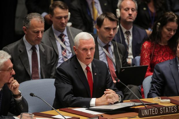 The Vice President SLAMS Maduro's UN Ambassador to His Face — PENCE UNLEASHED